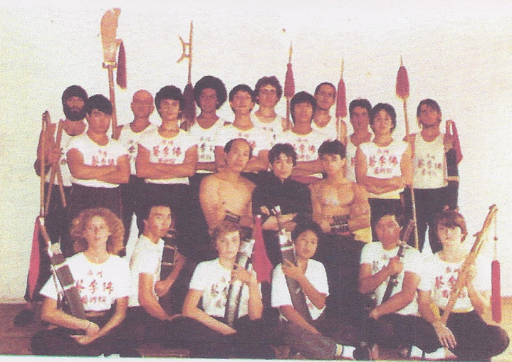 Pier St. - School 1984